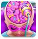 芭比超人脑部按摩-休闲小游戏