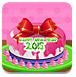 2015新年蛋糕-休闲小游戏