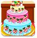 安娜公主圣诞节蛋糕-休闲小游戏