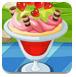 水果奶酪冰激凌