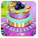 水果巧克力蛋糕-休闲小游戏