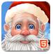 拯救受伤的圣诞老人-休闲小游戏