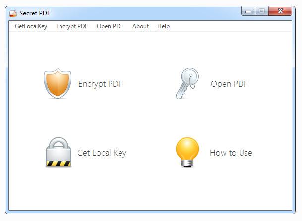 Secret PDF 专业版 1.0.1.0