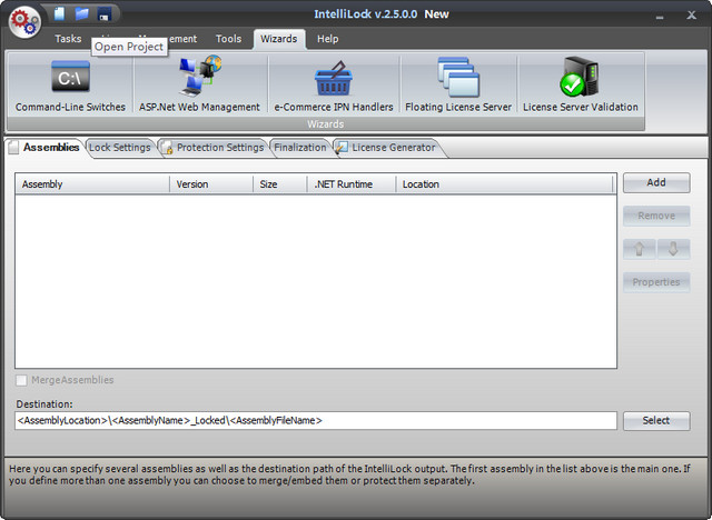 Eziriz IntelliLock破解版 2.5.0.0