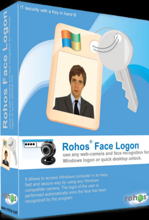 Rohos Face Logon 4.4 多语言版