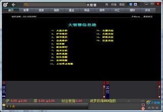 鞍山民族证券大智慧 V3.3 汉化版