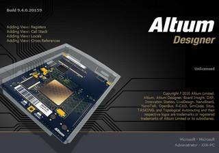 altium designer 09 V1.3 专业版