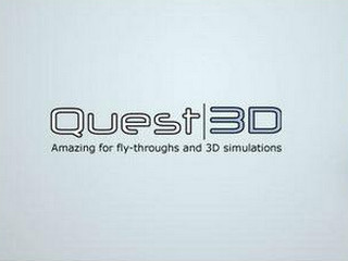 quest3d V3.5 专业版