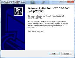 TurboFTP (FTP传输工具) 6.30.972 英文版