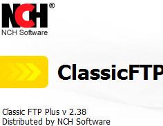 Classic FTP(经典FTP客户端) 2.38 中文免注册版