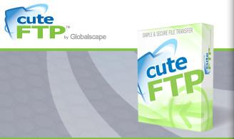 CuteFTP Pro 9.0 绿色硬盘汉化免注册版