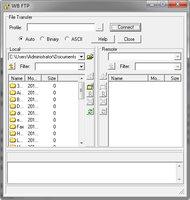 FTP双向传输客户端(WB FTP) 1.4.4.28 绿色硬盘版