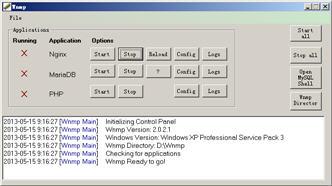 Wnmp(Nginx服务器套装) 2.0.2.1