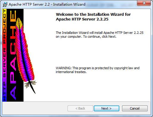Apache HTTP Server 32位 2.4.28