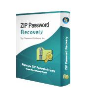 ZIP Password Recovery 注册版 2.30 破解版