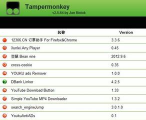 chrome油猴脚本(Tampermonkey百度云插件) 4.8.41 正式版
