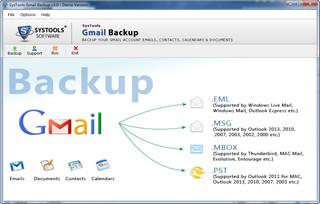 Gmail Backup 3.0 免费版