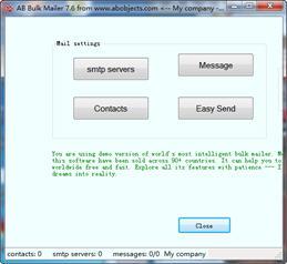 AB Bpk Mailer(邮件群发软件) 7.6 最新版