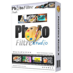 PhotoFiltre Studio X 绿色版 10.14.0 绿色版