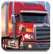 红色大型卡车-益智小游戏