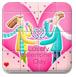 甜蜜情人节拼图-益智小游戏