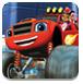 卡通怪物卡车找星星-益智小游戏
