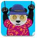 熊猫升空记-益智小游戏