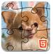 拼出可爱小狗-益智小游戏