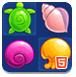 深海生物对对碰-益智小游戏