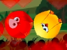 相恋的泡泡鸟中文无敌版-益智小游戏