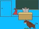 最强大脑逃离教室中文无敌版-益智小游戏