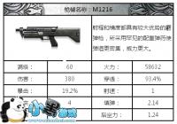 全民突击M1216实力如何? 全民突击M1216攻略