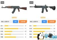 绝地求生刺激战场M416和AKM哪个好_刺激战场M416和AKM对比分析