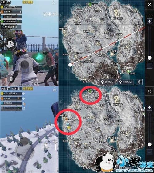 和平精英雪地图上分攻略 冲刺王牌段位必备技巧