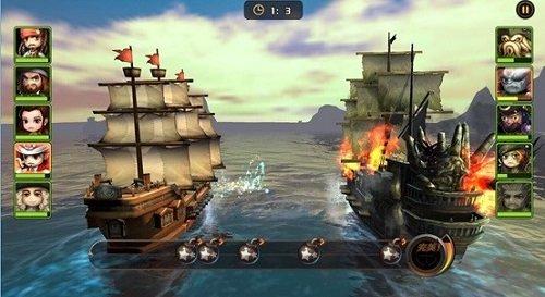 迪士尼正版授权《加勒比海盗启航》玩法探秘