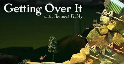 掘地求生《Getting Over It》安卓正版即将上线
