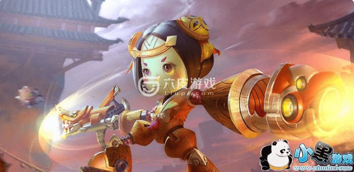 王者荣耀鲁班七号电玩小子图片一览