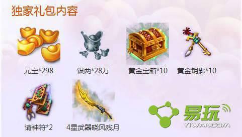 迷你西游微信礼包xiaohei手游网www.yiwan.com