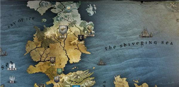 权力的游戏凛冬将至在哪建城最好 建城地址如何选择