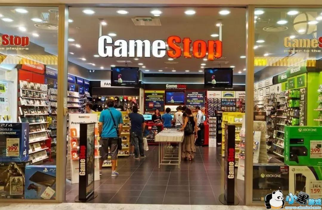 任天堂也拯救不了实体游戏 实体店存在的意义何在?