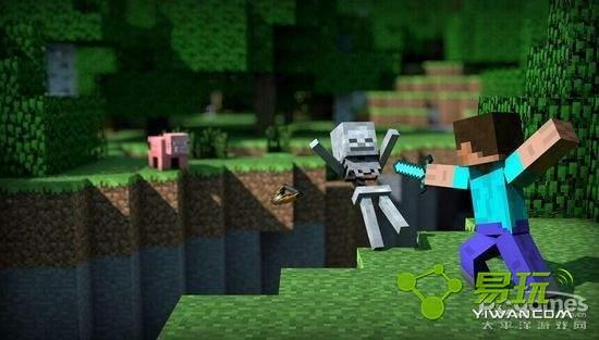 YouTube十年十大热门游戏 《我的世界》夺冠