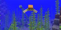 我的世界18w08b发布 加入了真正的鱼