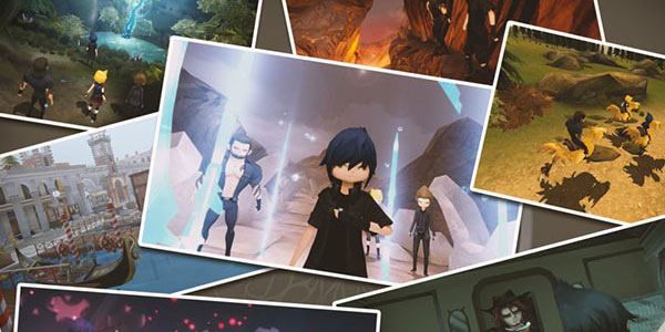 《最终幻想15:口袋版》或于2月9日发售 Q版王子拯救世界