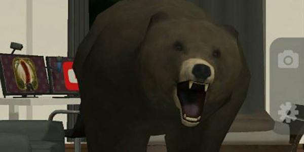 战斗民族的宠物!另类养成游戏《家有大灰熊》双平台上架