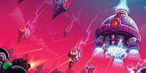 人类与异星人的冲突 《钢铁战队》开启星际争霸之旅!