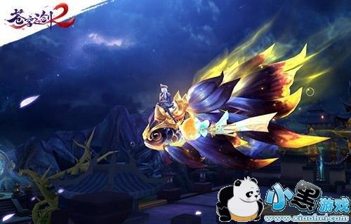 《苍穹之剑2》安卓今日开启公测 新国风手游唯美来袭