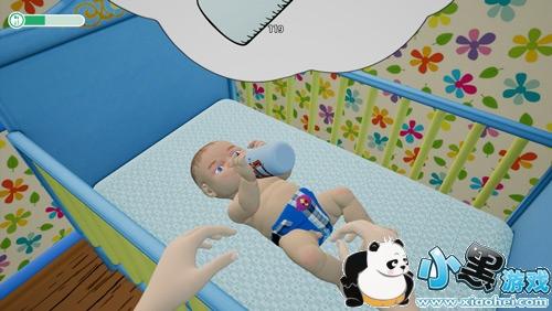 《老妈模拟器》上架Steam 让你换尿布冲奶粉