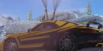 荒野行动新玩法飞车激斗曝光 开局一辆车剩下全靠秀