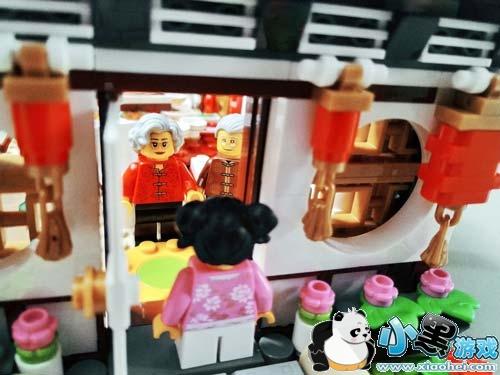 乐高无限喜庆洋洋过新年 新年游戏截图欣赏
