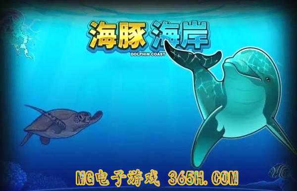 MG电子游戏又一力作,海豚海岸正式上线-手游新闻